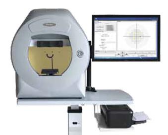 Foto: Perymetr Statyczny i Kinetyczny AP-300