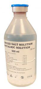 BSS - roztwór soli mineralnych