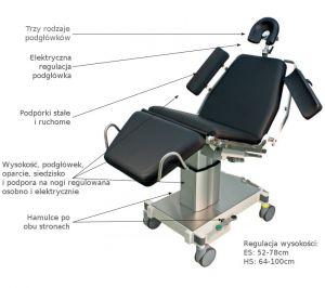 Mobilny stół operacyjny SC5010 ES/HS