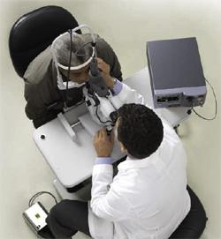 Fotokoagulator okulistyczny